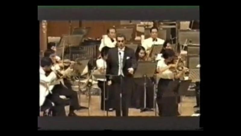 Svegliatevi Nel Core (Plácido Domingo) (Kyoto Concert, 1994)