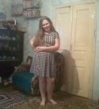Анита Адаменко, 3 сентября 1999, Василевичи, id204062025