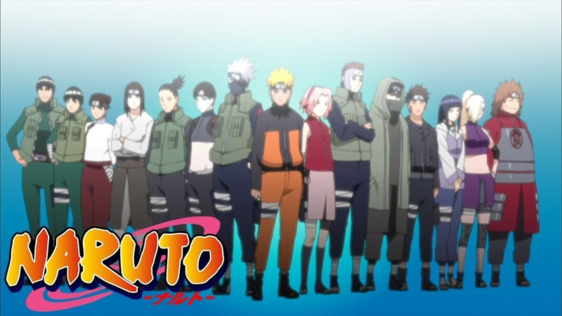 Naruto Shippuden - Opening 5 | Light of a Firefly