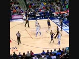 Luka Doncic floats it to the ceiling after the whistle!