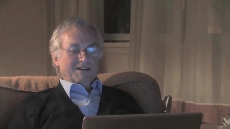 Ричард Докинз читает гневные письма