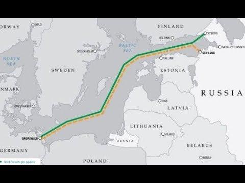 США разослали Европе письма с угрозами из за Северного потока 2