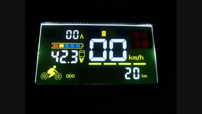 Kugoo S3. Пробег 20 км.