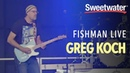 Live at Sweetwater Fishman Live with Greg Koch