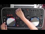 DJ Ravine's WE LOVE ELECTRO mix w djay and a Pioneer DDJ Ergo