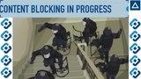 CONTENT BLOCKING IN PROGRESS