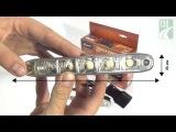 Elegant Maxi 100 251 — дневные ходовые огни (ДХО, DRL) — обзор 130.com.ua