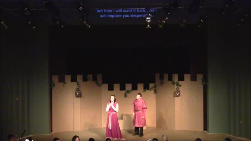 L' amore dei tre re (Act I) - Italo Montemezzi