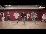 VIDEO 180815 Stray Kids - 'My pace' dance @ dingo behind