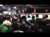 MMMINDIA Dinesh Kotian and Team at Lokmanya Tilak Railway Station Mumbai