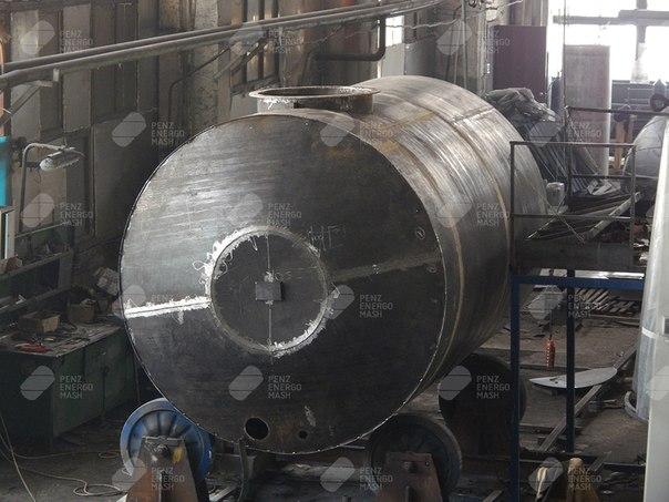 Резервуары горизонтальные стальные