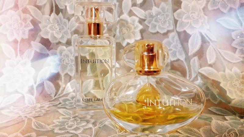 Обзор аромата Estee Lauder - Intuition || Винтаж или Новодел