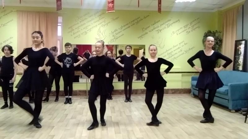 2018 Экзамен по народному танцу
