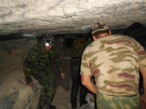 Военно-археологическая экспедиция - Аджимушкай-2013 MjVLMl7kjwU