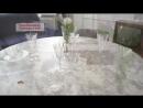 Столик от LIGRON парящий в воздухе. Идеальный ремонт с Ниной Корниенко. 18.08.2018