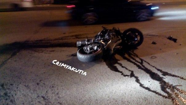 Две ДТП с мотоциклистами за один вечер