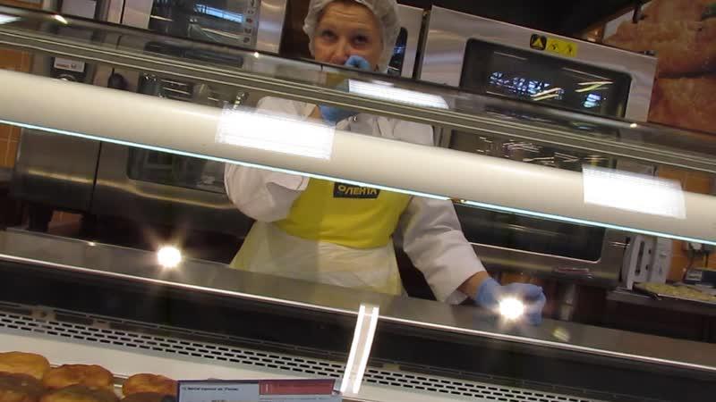 Эльдар Богунов узнает цены на рыбу!