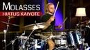 Hiatus Kaiyote Molasses Drum Cover (High Quality Audio) ⚫⚫⚫