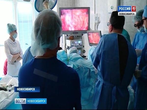В Новосибирской области построят современный онкологический центр