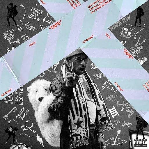LIL UZI VERT альбом Luv Is Rage 2 (Deluxe)