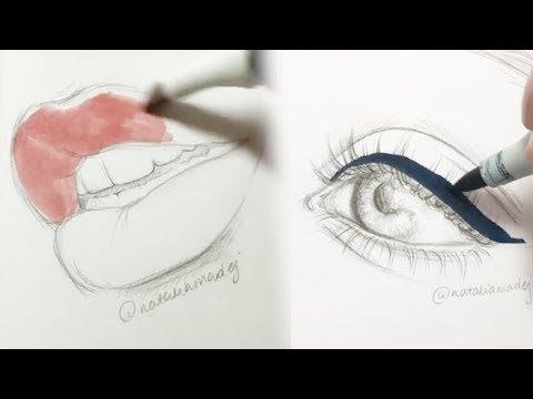 驚異のレタリング アート! 【1】 フリーハンドでデザイン文2