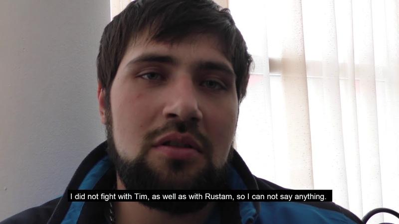 Armfight 50 V Laletin about Bresnan vs Babayev