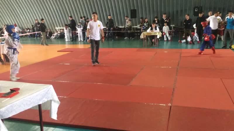 Чемпионат Азии Бекжан