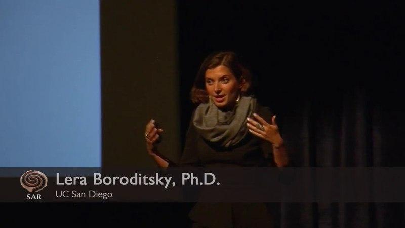 Lera Boroditsky, How the Languages We Speak Shape the Ways We Think