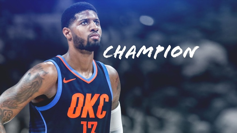 Paul George Mix 2019 Champion Early Season Highlights
