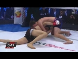 Mikael Silander snaps Nureles Aidarov's undefeated record, submits him via D'arce choke in R1 #M1Challenge93