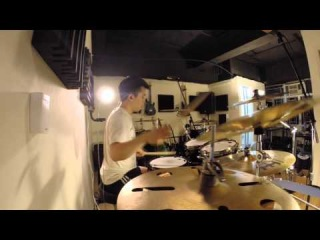 Wilfred Ho - Animals As Leaders - Tooth and Claw Drum Cover
