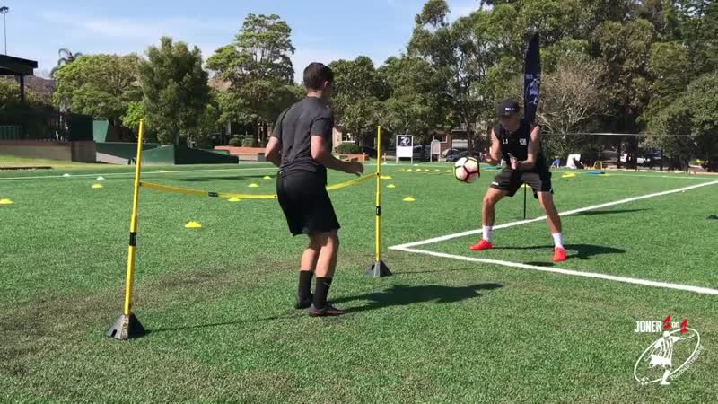 Insane Soccer Training - Number 1 private coach in Australia. Joner 1on1