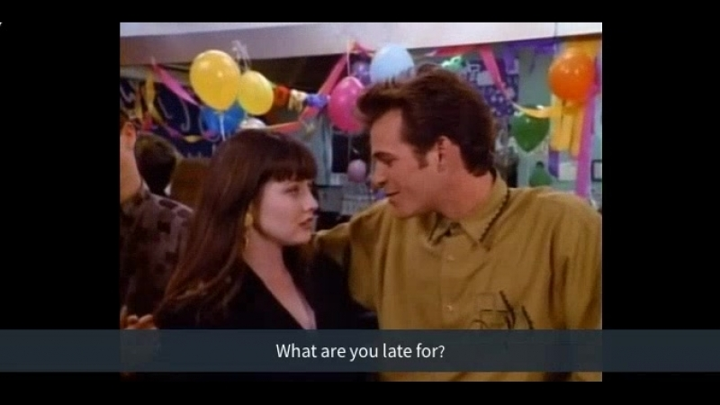 EngMe Beverly Hills 90210 S01E21