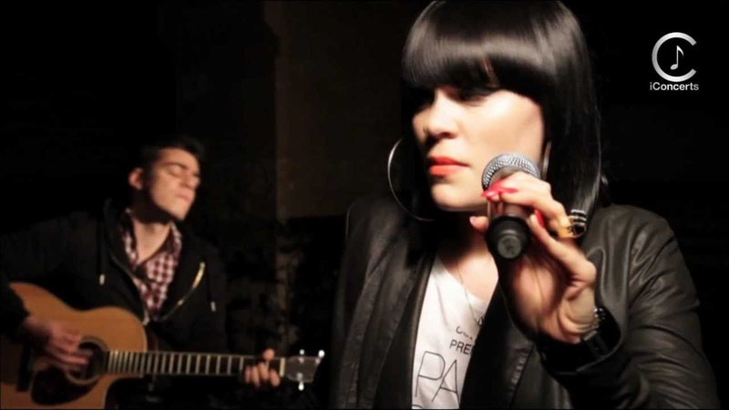 IConcerts Jessie J Price Tag acoustic live