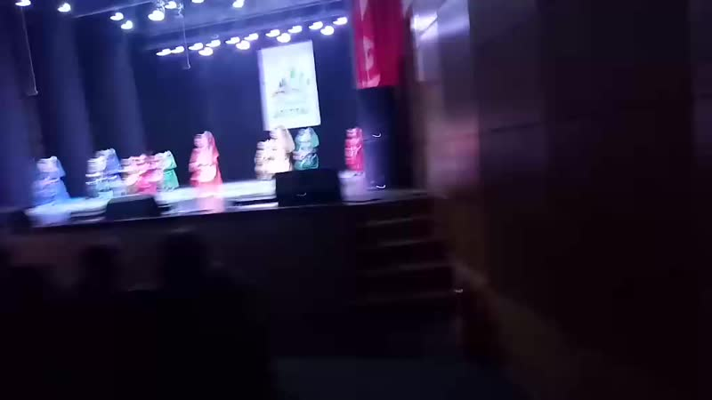 II Международный фестиваль-конкурс Содружество народов г. Улан-Удэ