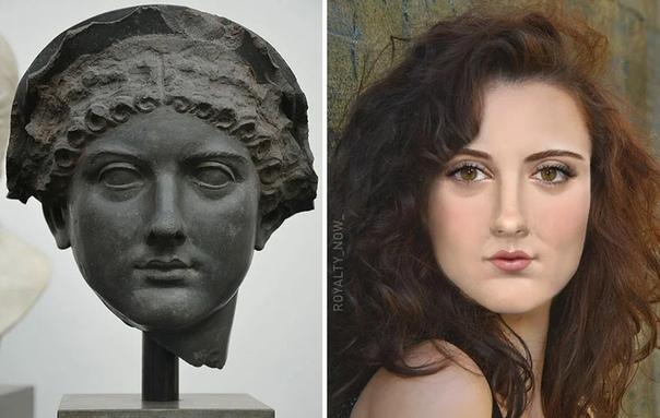 Как бы выглядели Мона Лиза, Наполеон, Цезарь, если б жили в наше время