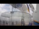 Quantum of the Seas. Аэродинамическая труба Ripcord by iFly