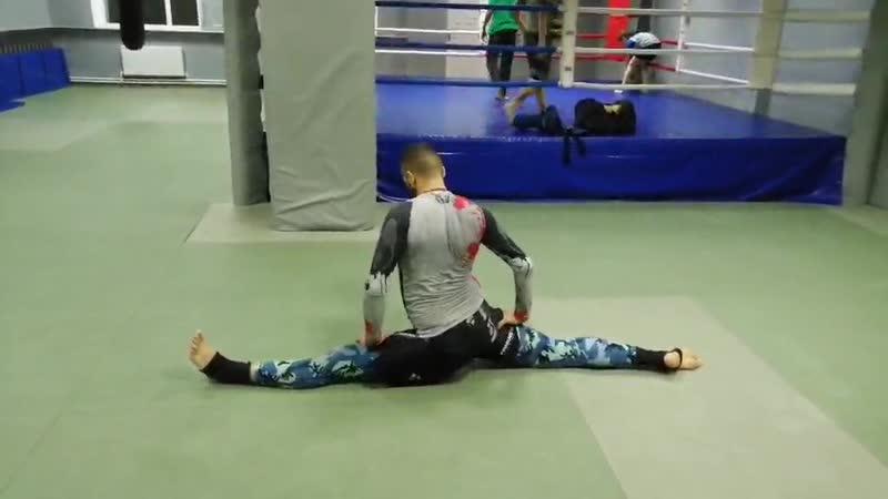 Гайдин Сергей тренировка - Часть 5