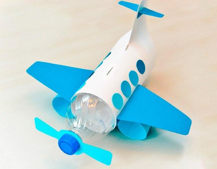 Самолетики сделать своими руками
