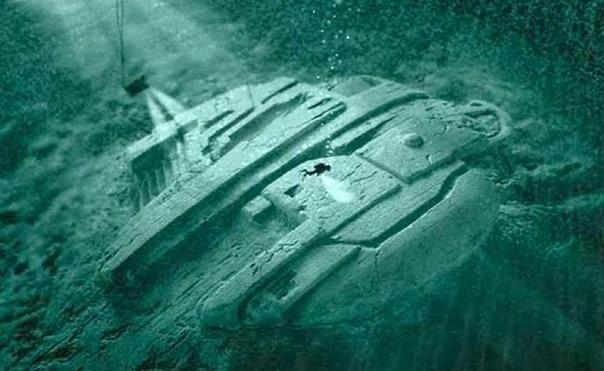 «Балтийская аномалия» продолжает будоражить учёных Этот загадочный объект обнаружили исследователи шведской команды «Океан Х» в 2011 году в Балтийском море, объекте, очень похожем на разбившуюся