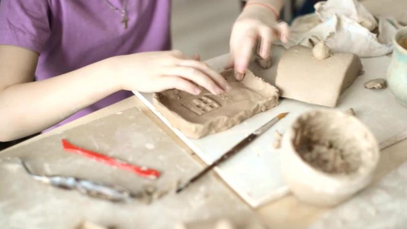 МК в студии керамики Stecca
