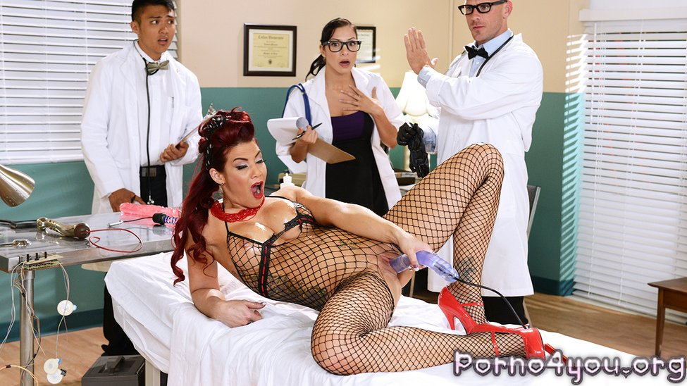 Сексуальный анализ развратной пациентки