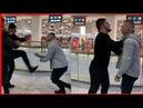 Тамаев vs Марвин БОЙ Драка в ТЦ