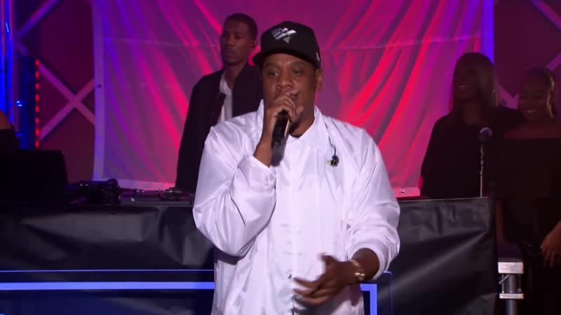 JAY-Z - Family Feud Live Lounge BBC