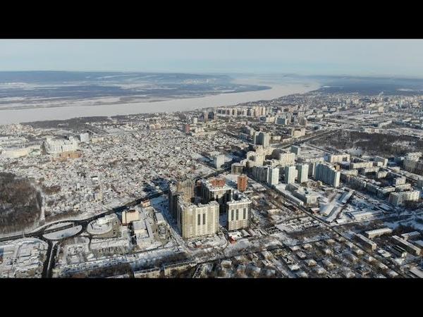 Территория за ТЦ Космопорт г. Самара Russia