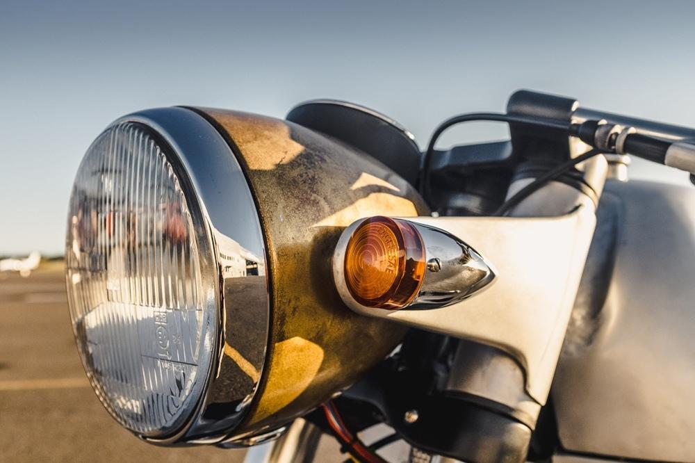 Motorretro: кастом BMW R100 Aero
