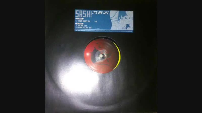 Sash! - Its My Life (NBG Mix) 1996