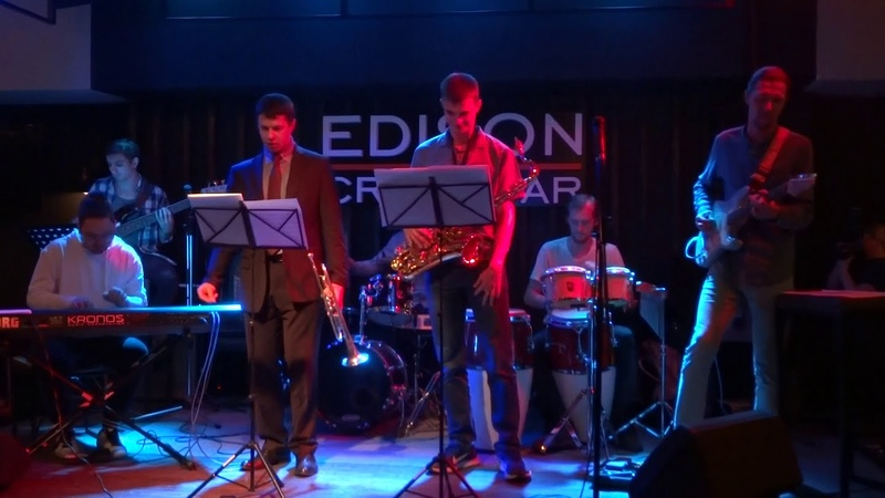 Jazz Jam 76 @ Edison Craft Bar (part 1)