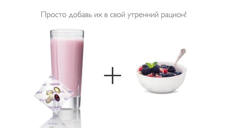 Сбалансированный и вкусный завтрак