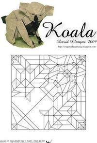 Схемы сложное оригами